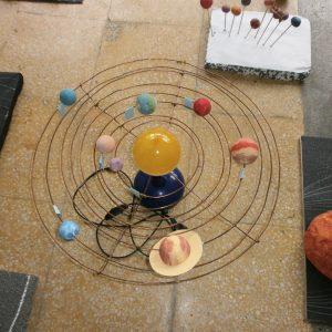 """Проектно базирано обучение """"Разходка в Слънчевата система"""" – 4 А и 4 Ж клас"""