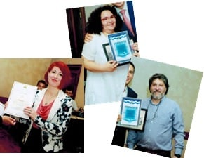 Трима наши учители с почетни награди за 24 май
