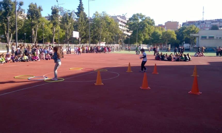 """""""Европейски ден на спорта в училище"""" 2018 г."""