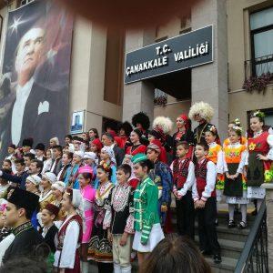 Празник на детето в Турция