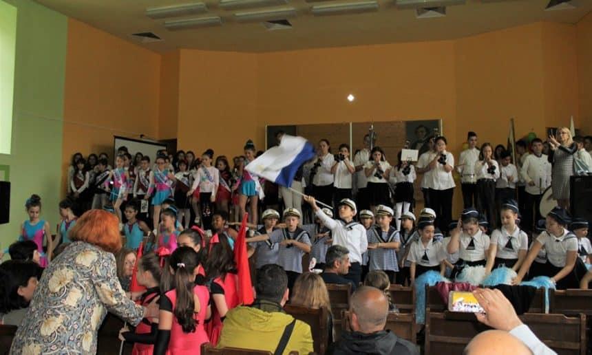 """ОУ """"Братя Миладинови"""" празнува 24 май!"""